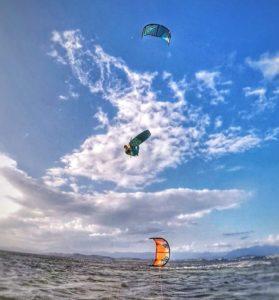 Coaching Kite Nouméa